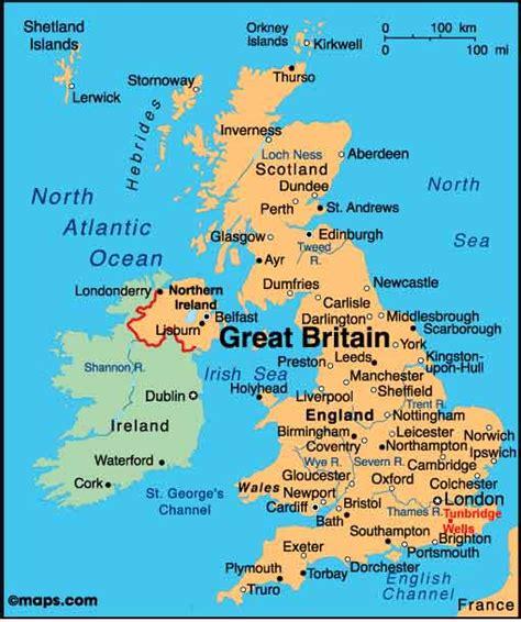 uk map europe swisseduc literary maps europe