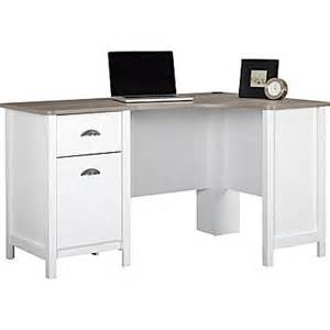 Staples Small Desk Ameriwood 174 Dover Desk Federal White Sonoma Oak Staples 174