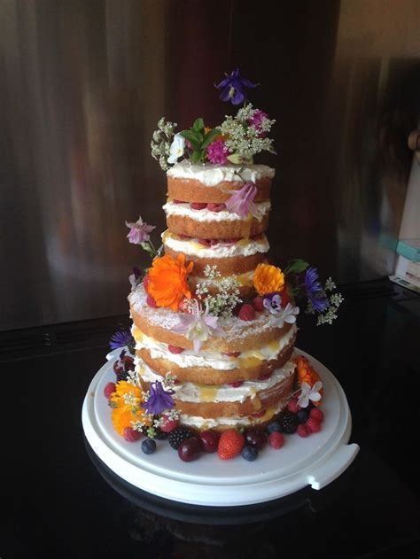 222 best images about Natural Wedding Cakes on Pinterest