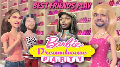 barbie dream house party barbie dreamhouse party best friends wiki