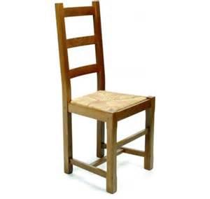 chaise de salle 224 manger en bois rustica