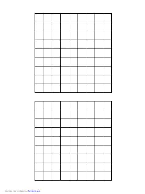 printable blank sudoku puzzle grids sudoku printable grids jose mulinohouse co