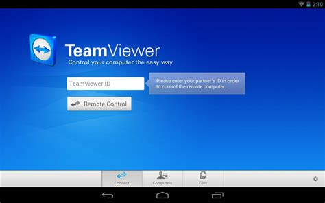 teamviewer for android teamviewer for remote update brings that all important feature file transfer between