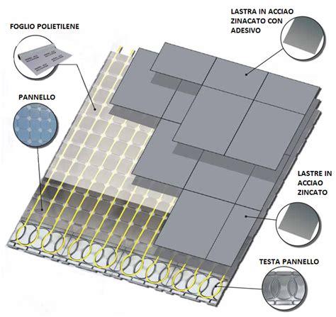 pavimento radiante a secco l impianto radiante a secco riscaldamento a pavimento