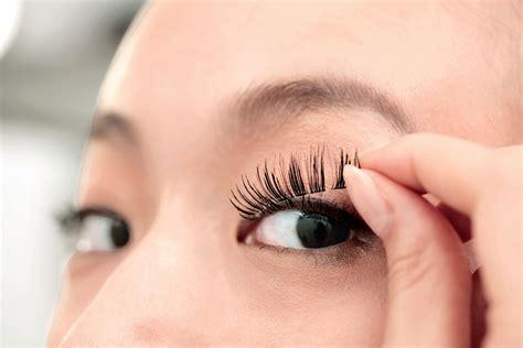 magnetic eyelashes   wear  lost virtual