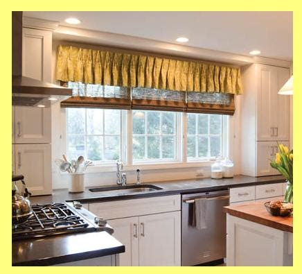 best window treatments for kitchens window treatments for the kitchen home remodeling questions