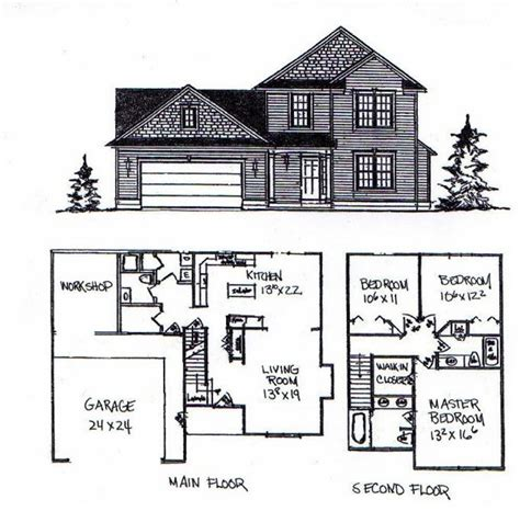 simple two storey house floor plan simple 2 story house floor plans home decor ideas pinterest story house house