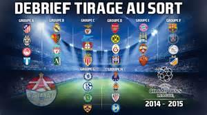 fifa14 d 233 brief quot ligue des chions quot 2014 2015 tirage