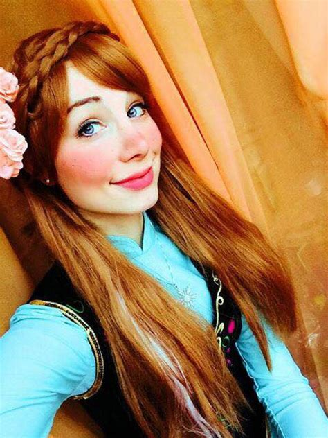 Princess Anna Hairstyle   Hairstyle Archives