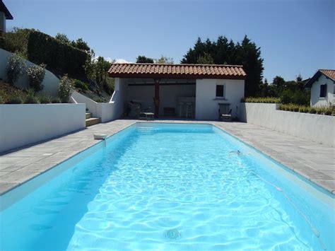 Photos Pool House Piscine by R 233 Salisation D Une Piscine Et Am 233 Nagement 224 Jean De Luz