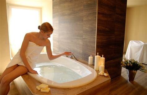 bagno termale bagno termale a casa come fare un bagno rilassante