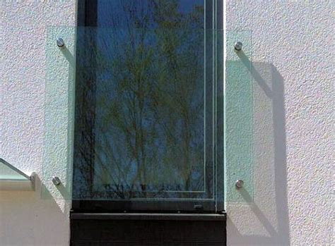 Französischer Balkon Glas by Franz 246 Sischer Balkon Aus Glas Glasprofi24