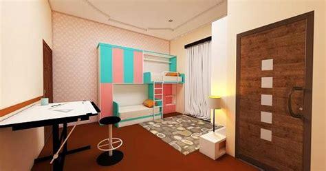 jasa desain rumah murah jasa interior desain kamar anak  ruko minimalis