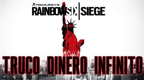 siege dia truco glitch rainbow six siege todos los agentes 161 rapido y