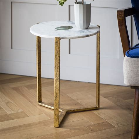 white marble end table white marble and green side table