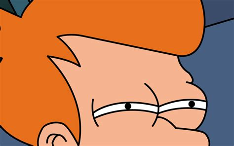 Fry From Futurama Meme - 1680 x 1050 wallpapers wallpaper 15304 futurama fry jpg 538