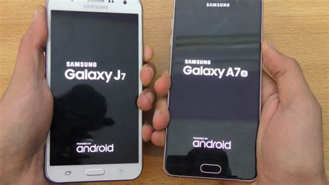 Samsung A8 Vs J7 Prime samsung galaxy j7 vs galaxy a7 one of these is the fir for you droidhere