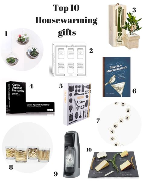 the best housewarming gifts top 10 housewarming gifts