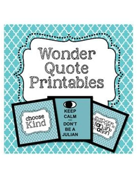 printable quotes from wonder wonder r j palacio quote printables fonts ink and