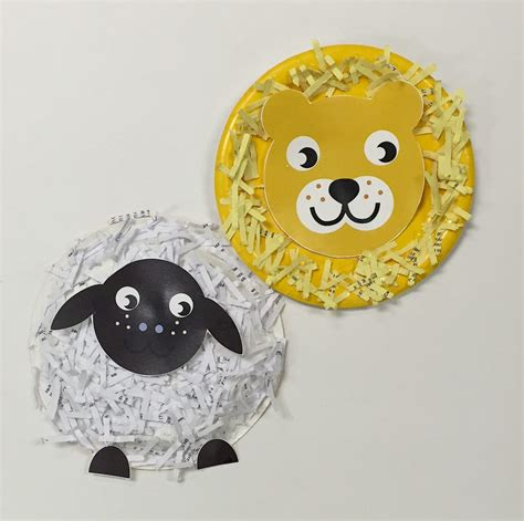 Essay On Lions For Lambs by Paper Plates Crafts For