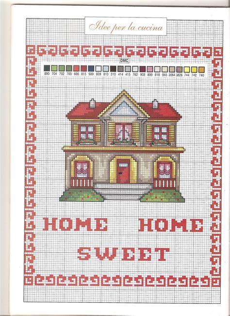 casa punto it casa dolce casa semplice magiedifilo it punto croce