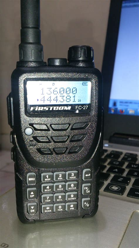 Baterai Ht Firstcom Fc 27 firstcom fc 27 handy talky radio komunikasi