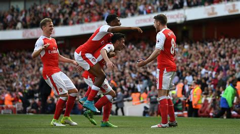 Arsenal Guardian | wenger and arsenal s chions league run ends sport