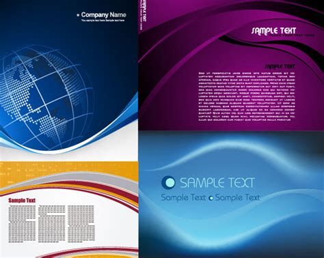 design application background business companies application background art free vector