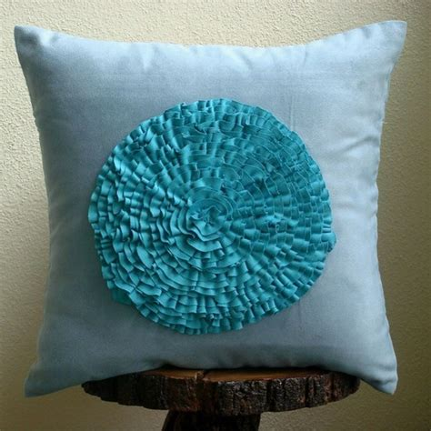 turquoise pillows for couch decorative throw pillow covers 16x16 turquoise by