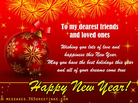 year messages  friends greetingscom