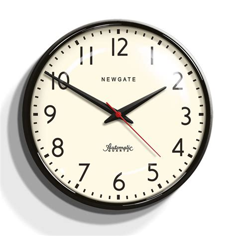 clock buy buy newgate clocks watford clock black amara