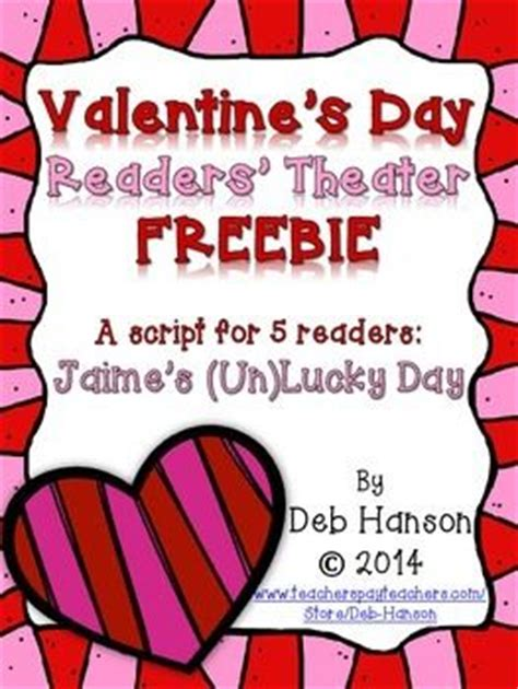 valentines day skits free readers theater scripts for s day