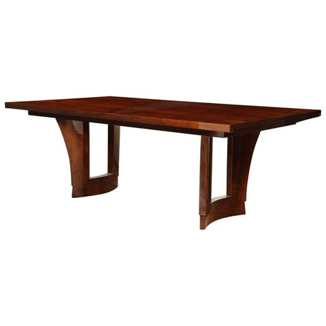 art deco dining room table french art deco dining table at 1stdibs