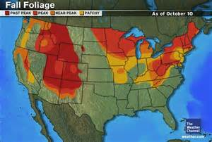 fall foliage maps pagosa springs journal