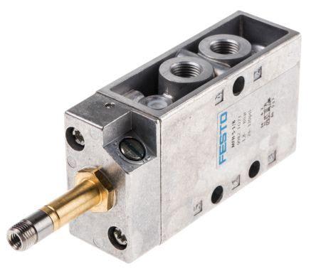 Festo Mfh 5 mfh 5 1 8 festo mfh g 1 8 5 2 solenoid through pneumatic solenoid valve festo