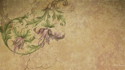 butterfly old vintage free ppt backgrounds for your renaissance wallpaper