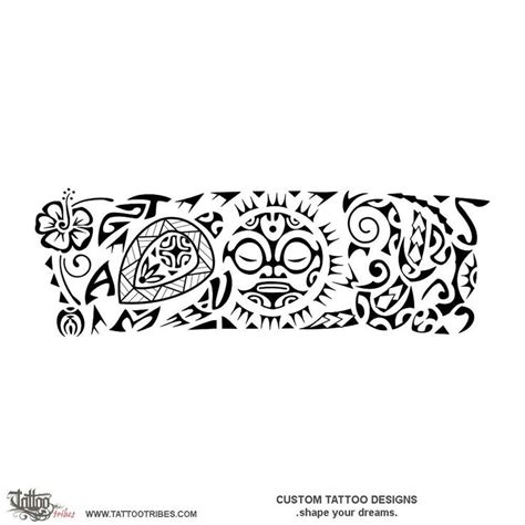 Maori Armband by Korehere Carefree This Armband Was Prepared For