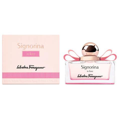 Parfum Original Salvatore Ferragamo Signorina In Fiore Edt 100ml salvatore ferragamo signorina in fiore edt for fragrancecart