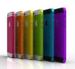 colored iphones iphone 5s release date set for july with multi colors and