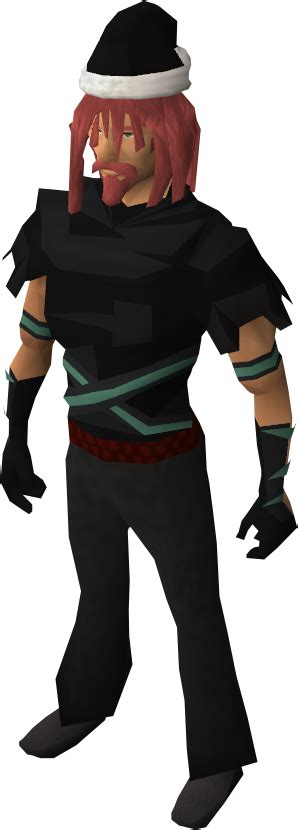 black santa hat the runescape wiki
