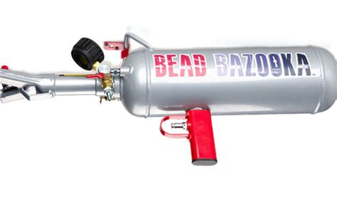 what is a bead blaster bead blasters