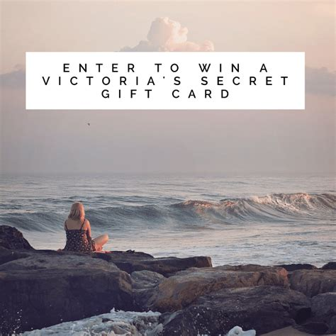 Victoria Secret Card Giveaway - 500 victoria secret gift card giveaway city of creative dreams