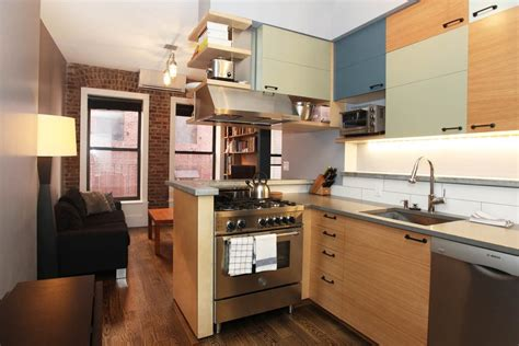 micro apartments working with small spaces living with