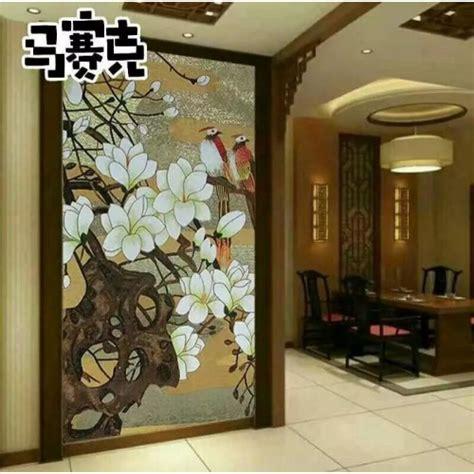 glass wall murals flower tile glass mosaic tile wall murals tiles backsplash plated patterns new designs