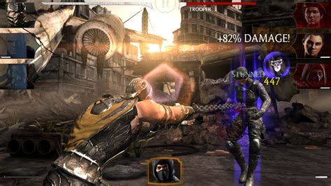 mortal kombat android mortal kombat x an 225 lisis review ios android meristation