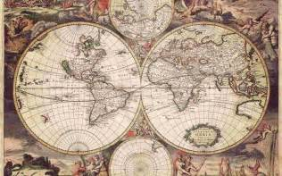Oldest World Map by Old World Map 1689 Wallpaper Unsorted Other