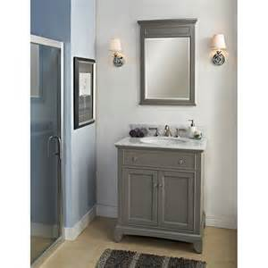 bathroom vanity gray fairmont designs 30 quot smithfield vanity medium gray