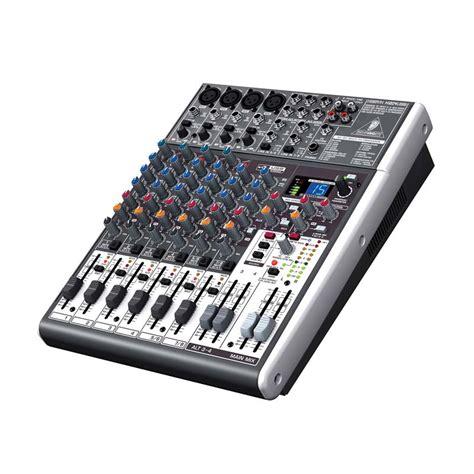Daftar Mixer Audio Behringer Jual Behringer Qx 1204usb Mixer Audio Harga Kualitas Terjamin Blibli