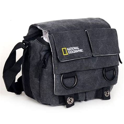 Tas Laptop National Geographic Tas Kamera Selempang Dslr National Geographic Ng2345 Black Jakartanotebook