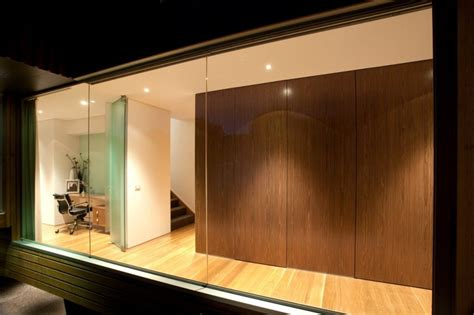 Innovative Glass Home Architecture by Vibe Design Group